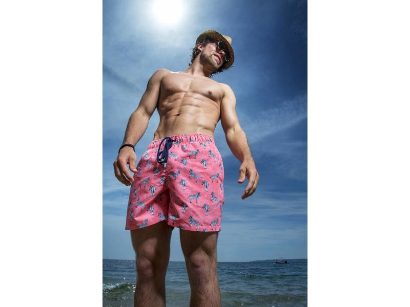 a9bb4020a8 Zebra Swim short - Best of Beachwear