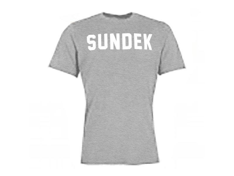 Sundek M025TEJ7800 Sundek Writing T-shirt