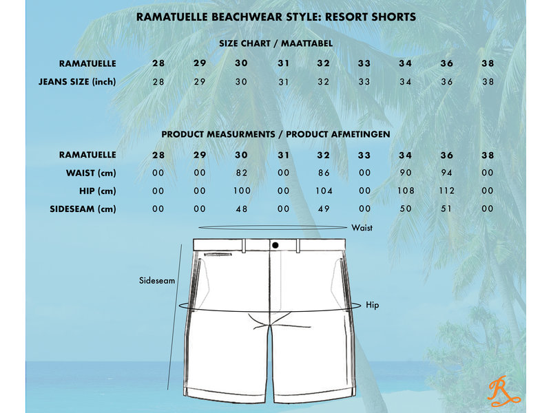 Ramatuelle Seychelles Resort Short