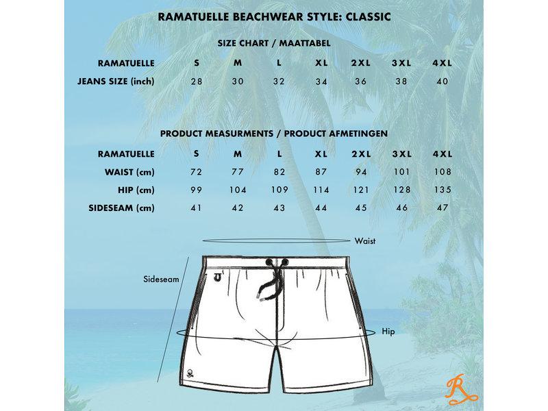 Ramatuelle Antillen-Badeanzug