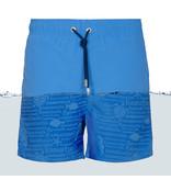 Ramatuelle  Magic print Badeanzug - Print  sichtbar, wenn die Badehose nass wird