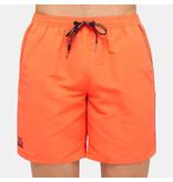 "Sundek M420  16"" Long Length Swim Shorts with Rainbow Logo"