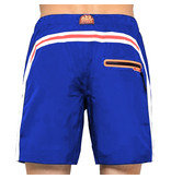 "Sundek M592  16"" Long Length Swim Shorts with Rainbow Logo"