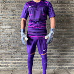 NIKE GEN M TLBX SS GK PROMO SET COURT PURPLE