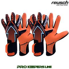 REUSCH FRECCIA G3 BLACK/ORANGE 2PACK ANGEBOT