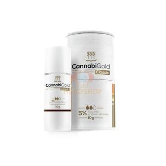 CBD olie 5% van cannabigold