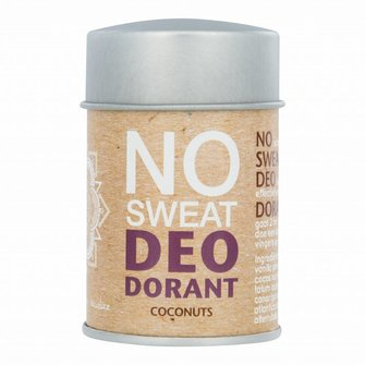 The Ohm Collection Deo Dorant Poeder No Sweat