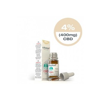 Cibdol CBD olie 10 ml