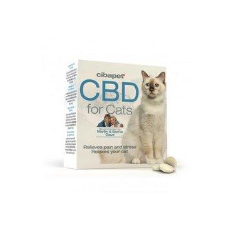 CBD Pastilles Voor Katten Cibapet