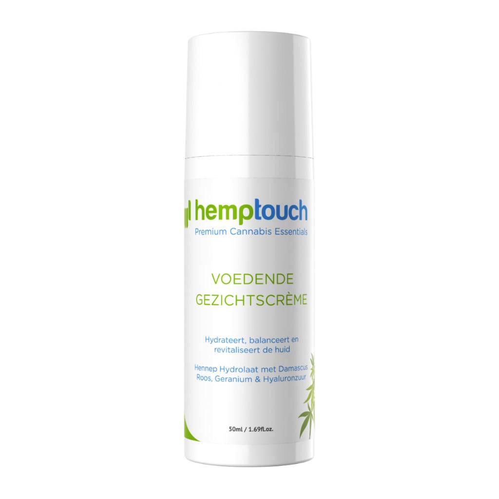 Voedende gezichtscrème met CBD van Hemptouch (50 ml)