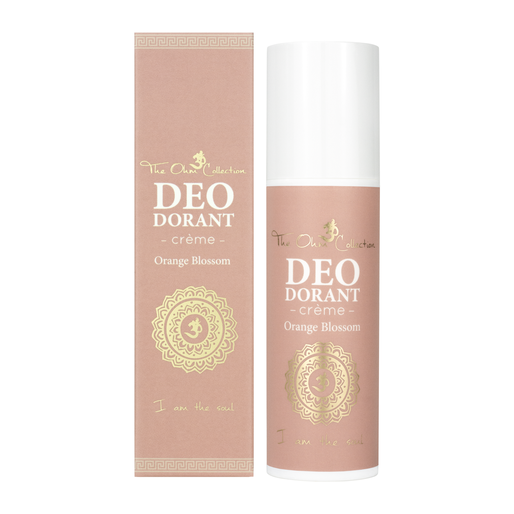 Deodorant Crème Orange Blossom