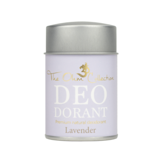 The Ohm Collection Deo Dorant Poeder Lavendel 50 gram