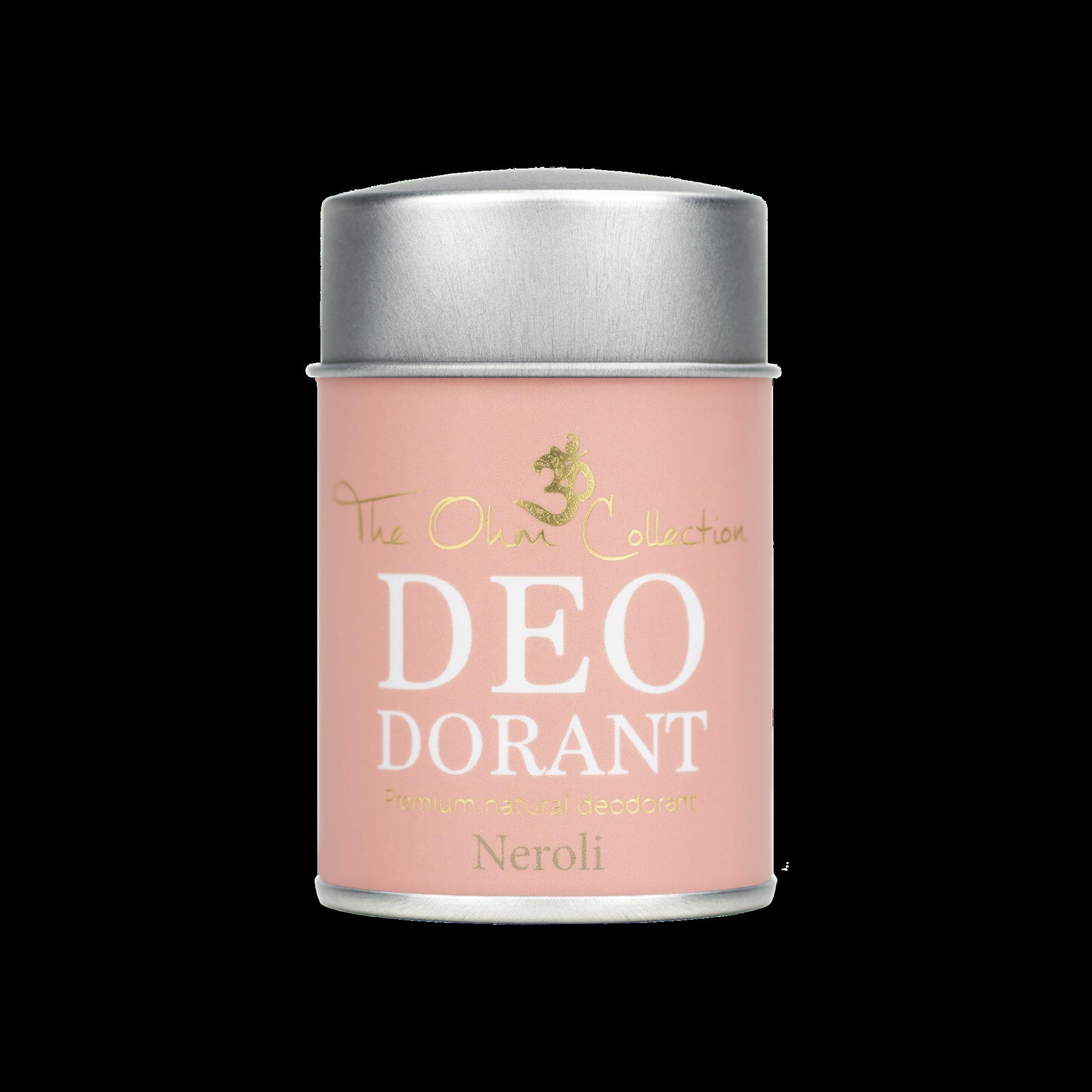 The Ohm Collection DEO Dorant Neroli 50 gr