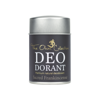 The Ohm Collection Deo Dorant Poeder Frankincense 50 gram