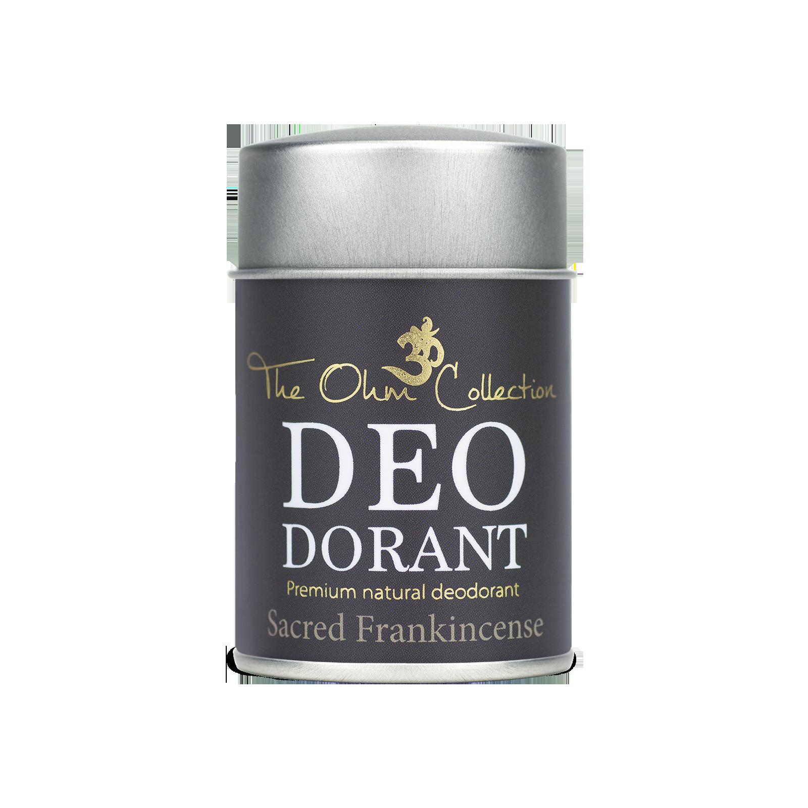 Deo Dorant Poeder Frankincense 50 gram