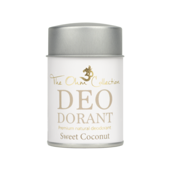 The Ohm Collection Deo Dorant Poeder Kokos 50 g