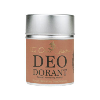 The Ohm Collection DEO Dorant Sandalwood