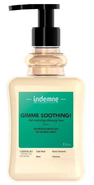 Indemne Gimme Soothing! Cleansing 255 ml.