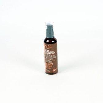 Najel Aleppo Massage Olie Laurel Sensueel 125 ml
