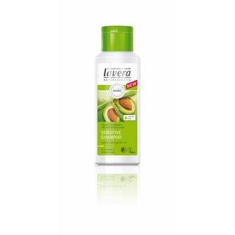 Lavera Lavera Sensitive Shampoo 200 ml organic Almond - Organic Witch Hazel 200ML