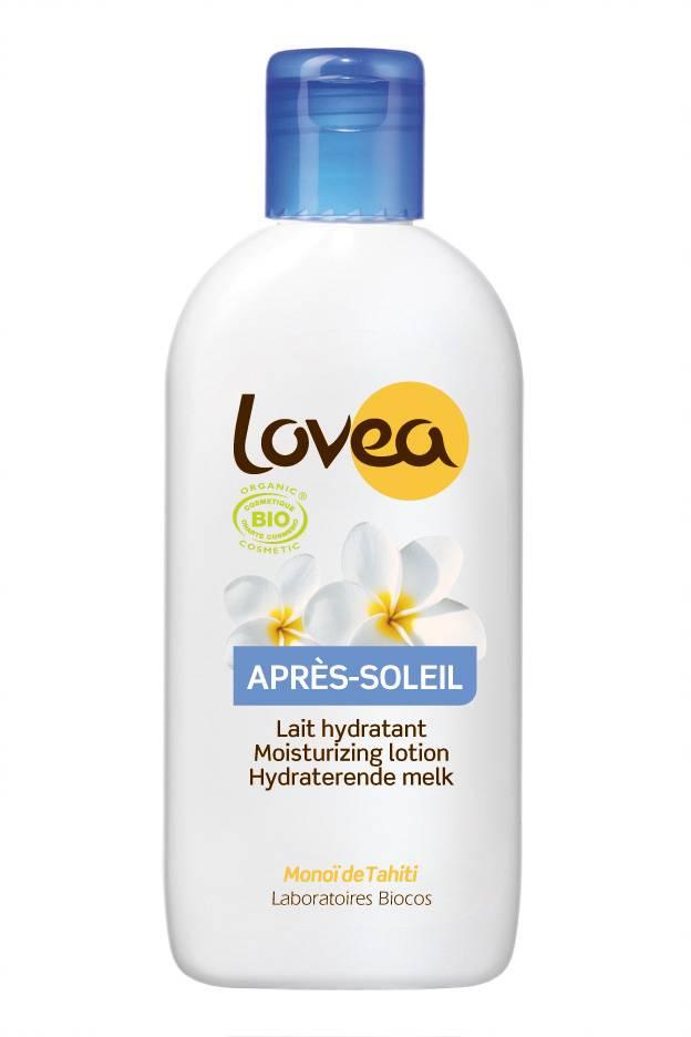 LOVEA Bio After Sun Milk