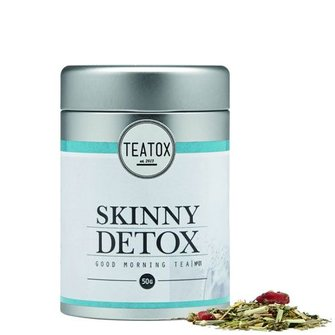 Teatox Skinny Detox Bio Morning Tea 50g