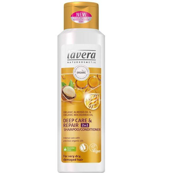 Lavera Hair Deep Care en Repair 2 in 1