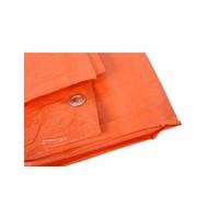 Hekwerkdekkleed 3,38x1,74 meter / oranje