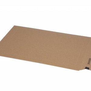 Verzendenvelop golfkarton - per 100 stuks