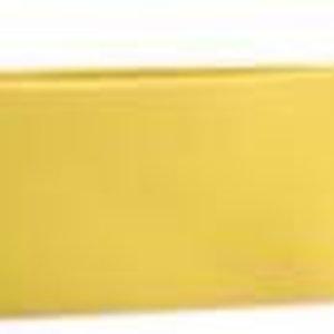 Pallet elastiek 480x30mm geel - 50 stuks