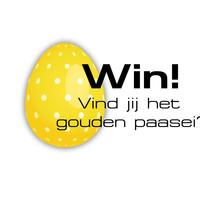 Vind jij het gouden ei?