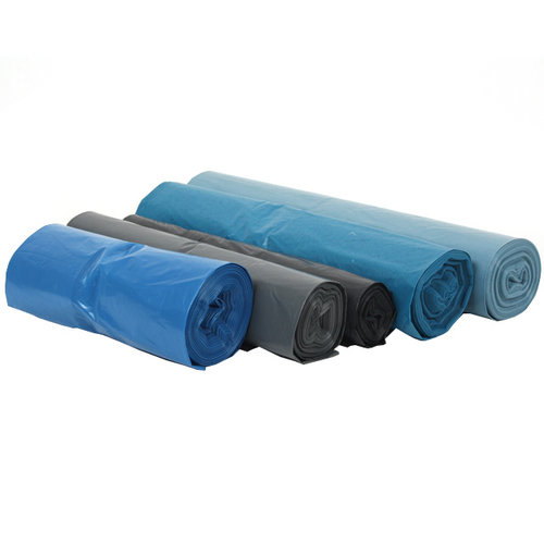 Huisvuilzakken LDPE 60x80 cm - 400 stuks