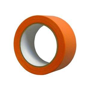 Schilderstape oranje / Prijs per rol