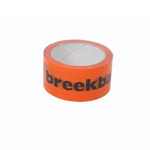 Bedrukte tape breekbaar