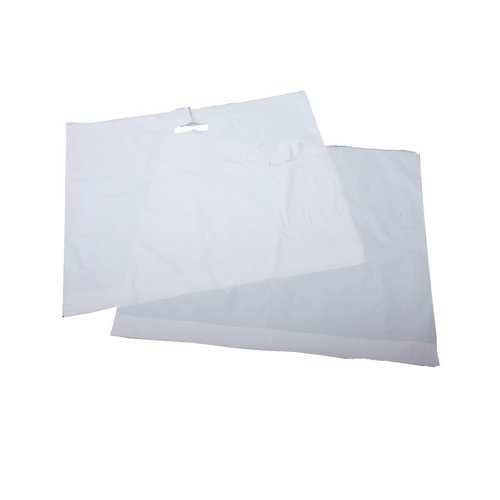 Plastic tas 37x44+2x4 cm / 500 stuks