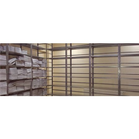 SalesBridges Archive Rack Heavy Duty 30/100