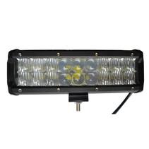 Lampe de travail à LED 54W 5D Barre de projecteur CREE puce 7000lm 6000K IP68