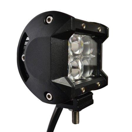 SalesBridges LED 18W Werklamp 5D Bar Balk CREE Chip 1260lm 6000K