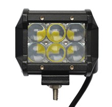 LED 18W Werklamp 5D Bar Balk CREE Chip 1260lm 6000K