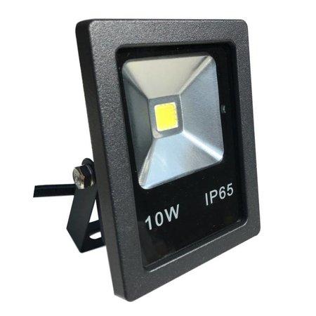 SalesBridges Lampe LED 10W Nouveau projecteur ultra mince