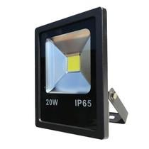 LED 20W Bouwlamp Ultra Dun Tuinverlichting Buitenverlichting