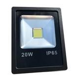 SalesBridges LED 20W Bouwlamp Ultra Dun Tuinverlichting Buitenverlichting