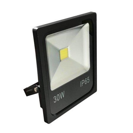 SalesBridges LED 30W Floodlight New Ultra Slim Construction Lamp