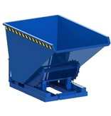 SalesBridges Chip Container Automatic 300L Tipper Container with Rollover System