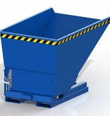 SalesBridges Chip Container Automatic 1600L Tipper Container with Rollover System