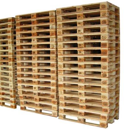SalesBridges 15 x EuroPallets Used A Grade Bulk