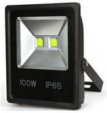 SalesBridges LED 100W Bouwlamp Buitenverlichting Tuinverlichting