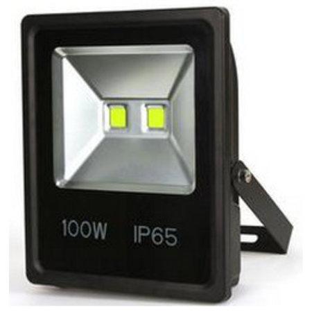 SalesBridges 100W 10000 lumen LED Floodlight IP65 Construction Lamp