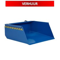 Shovel 500L Scoop Tipping Bucket for Forklift RENTAL