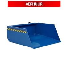 Schepbak 500L Shovel Voor Heftruck VERHUUR